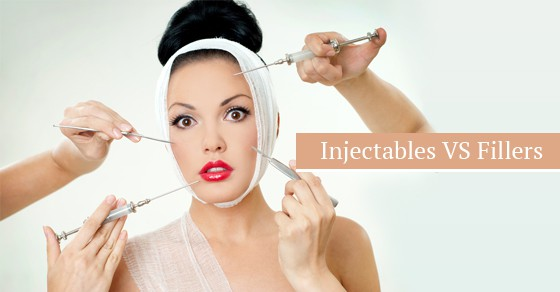 Injectables VS Fillers