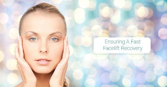 Speedy Facelift Recovery