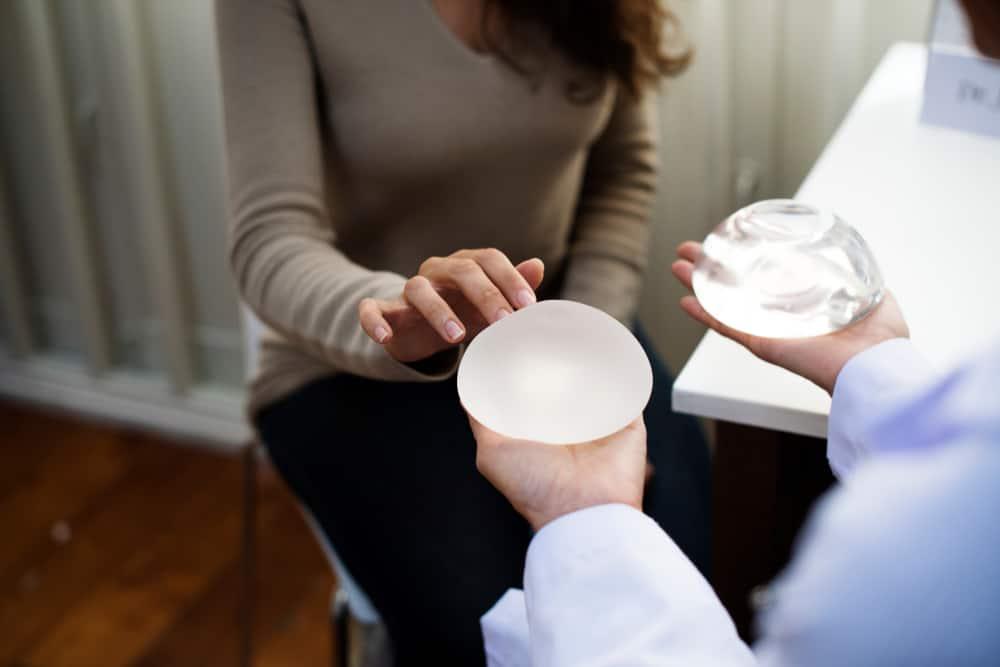 Breast Implants Size & Shape