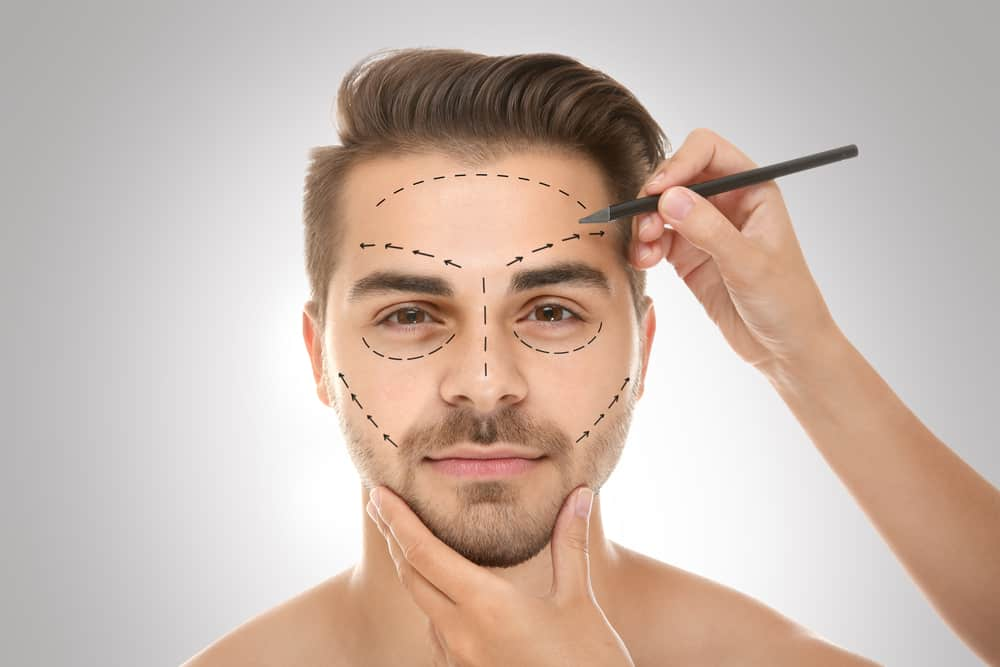 Male Plastic Surgery Procedures